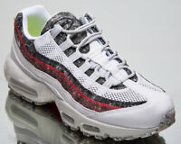 Nike Air Max 95 Crater Men's White Photon Dust Casual Lifestyle Sneakers Shoes