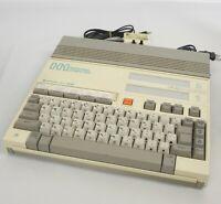 MSX Personal Computer HB-H1 Tested HITACHI 3006307L