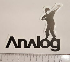 *** analogico-Burton-Snowboard Sticker-pietra CENTRIFUGA ***