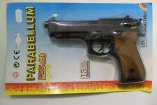 CARNEVALE EDISON GIOCATTOLI PISTOLA GIOCATTOLO PARABELLUM TOY GUN  ART 002160
