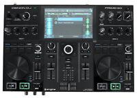 "Denon PRIME GO 2-Deck Rechargeable Smart DJ Controller Console w/ 7"" Touchscreen"