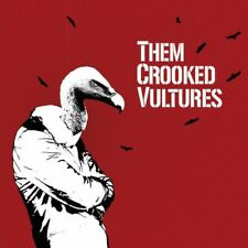 Them Crooked Vultures (2009, Vinyl NIEUW)2 DISC SET