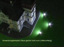S055 - 3 Stück LED Flutlichtstrahler Bau- u. Fassadenstrahler Flutlicht Strahler