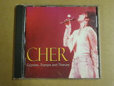 CD / THE BEST OF CHER - GYPSIES, TRAMPS AND THIEVES