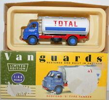 Lledo Vanguards Bedford Diecast Tanker Trucks