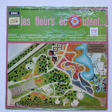 Floralies Paris 1969 Les fleurs écoutent ... VANDERLOVE ALTERY CHELON DARRIEUX