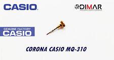 CASIO KRONE/ UHREN CROWN, FÜR MODELLE. MQ-310 GOLD TONE