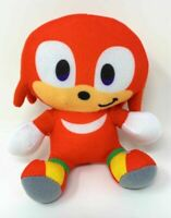 Sonic the Hedgehog Knuckles Plush Stuffed Figure Boys Girls Kids Toy Gift Doll