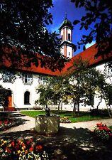 Dominikanerinnenkloster Bad Wörishofen , Ansichtskarte, ungelaufen