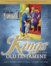 Life Principles from Kings of the Old Testament: By Wayne Barber, Richard L S...