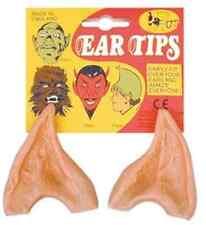 Fancy Dress Ear Tips Pixie Elf Pointed Ears