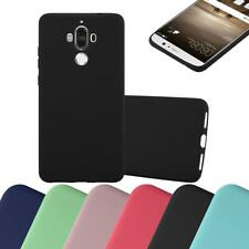 Silicone Case for Huawei MATE 9 Shock Proof Cover Candy TPU Bumper