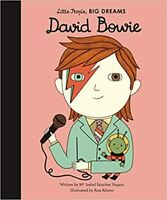 NEW David Bowie 26 Little People BIG DREAMS About The Author Maria Isabe PREMIU