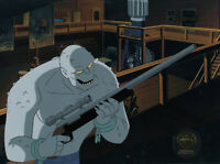 Batman Animated Series Original Production Cel Killer Croc-Sideshow