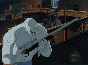 Batman Animated Series Original Production Cel Killer Croc-Sideshow