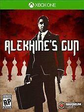 Alekhine's Gun   (Microsoft Xbox One, 2016)   Brand New Sealed   Fast Shipping !