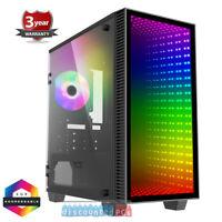 AMD RYZEN 5 3400G  DDR4 VEGA 11  Windows 10 960GB SSD Abyss Gaming Pc up588