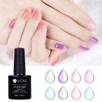 7.5ml Nagellack Opal Jelly Soak Off UV Gellack Kristall Semipermeable UR SUGAR
