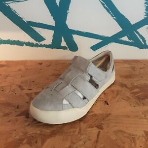 Pediped Mark Grey Closed Toe Sandals - Various Sizes Available