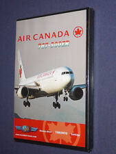 JUST PLANES COCKPIT VIDEO DVD         AIR CANADA   767-300ER      new & sealed