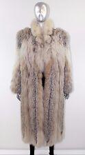Canadian Lynx Fur Coat Size S-M
