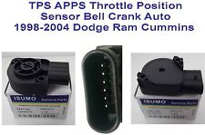 Throttle Pedal Position Sensor 53031575 Fits: Dodge Ram Cummins  1998-2007 5.9L