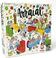 ARRAIAL BOARD GAME BRAND NEW & SEALED
