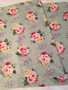 Ralph Lauren Cottage Lane Floral Collection Standard Pillowcase Set (2) NIOP