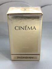 CINEMA by Yves Saint Laurent Parfum .5 (15 ml) NEW & SEALED in Cellophane