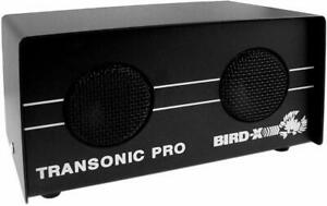 BIRD-X Transonic PRO Electronic Insect Bug Ants Rat Mouse Bat Repeller Repellent