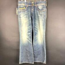 NWT Tommy Hilfiger Denim Sonora Bootcut Vegas Vintage Long Jeans Womens Sz 29/30