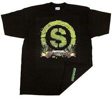 STREETWISE NUGS T-shirt Marijuana Weed  Tee Adult Men Black New