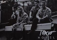 TOKIO HOTEL - A2 Poster (XL - 42 x 55 cm) - Bill Tom Clippings Fan Sammlung NEU