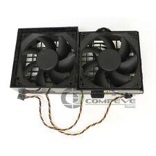 Dell Precision T5500 Desktop/ Workstation Dual Fan Set 0HW856 0CP232