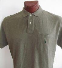 SALE NWT Ralph Lauren Polo Mesh Shirt Spanish Moss * Short Sleeve Size L