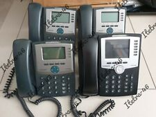 Linksys 1x SPA962 & 3x SPA942 VOIP Phone **USED**