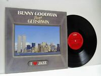 BENNY GOODMAN plays gershwin LP EX+/EX, 21064, vinyl, compilation, jazz, swing,