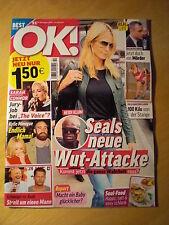 OK Heidi Klum Sarah Connor Kendall Jenner Rosie Huntington-Whiteley Hel. Fischer