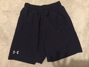 Under Armour Mens Black Shorts Size Small