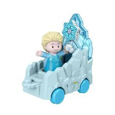 Fisher Price - Little People Frozen Elsa's Parade Float - Brand New
