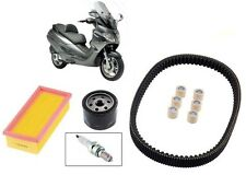 Pack Révision Courroie Filtre air/huile Bougie Galet Gilera Nexus 500 04-05