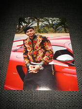TIMATI signed Autogramm auf 20x30 cm Foto InPerson LOOK
