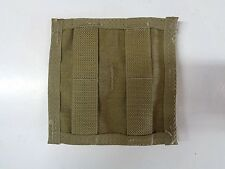 NEW Allied Industries 7P200 Square Horizontal Pouch Adapter (5x5) Khaki