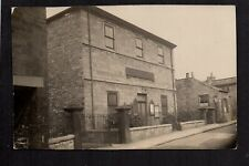 Wetherby Wesleyan Chapel - real photographic postcard