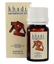 Khadi Sandal Wood Essential Oil Fragrance 15ml