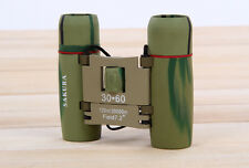 Day&Night Vision 30x60 Zoom Tactics Hunting Camping Folding Binoculars Telescope