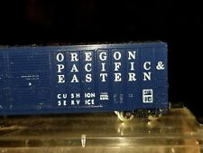 Roundhouse n Scale 8345 - 50' Oregon Pacific & Eastern