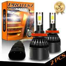Protekz LED Fog Light Kit H10 6000K CREE for 2005-2008 Chrysler PACIFICA