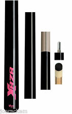 New Viking RZR Pink Cue 12.50mm - FREE 2x2 Case, 5 Piece Gift Set & US SHIPPING