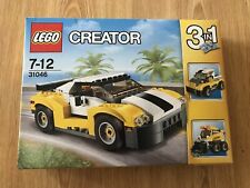 Lego Creator 31046 Fast Car 3 in 1 Set Ages 7-12
